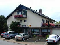 Hausfront Hotel Roemerhof
